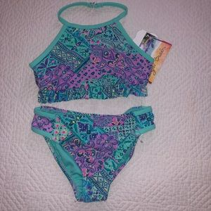 Other - Two piece bathing suit for little girls. 4